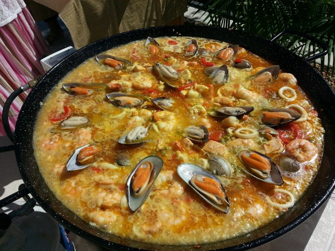 Another Recipe Version of Valenciana Paella