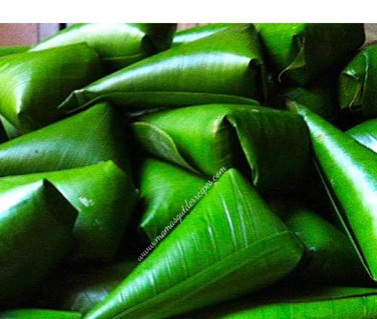 Suman Ilocano, Ilocano Suman, Patupat, Suman Patupat