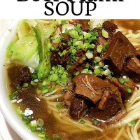 BEEF MAMI SOUP