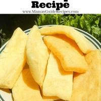 Fish Kropek Recipe