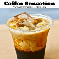 Thai Iced Coffee Sensation