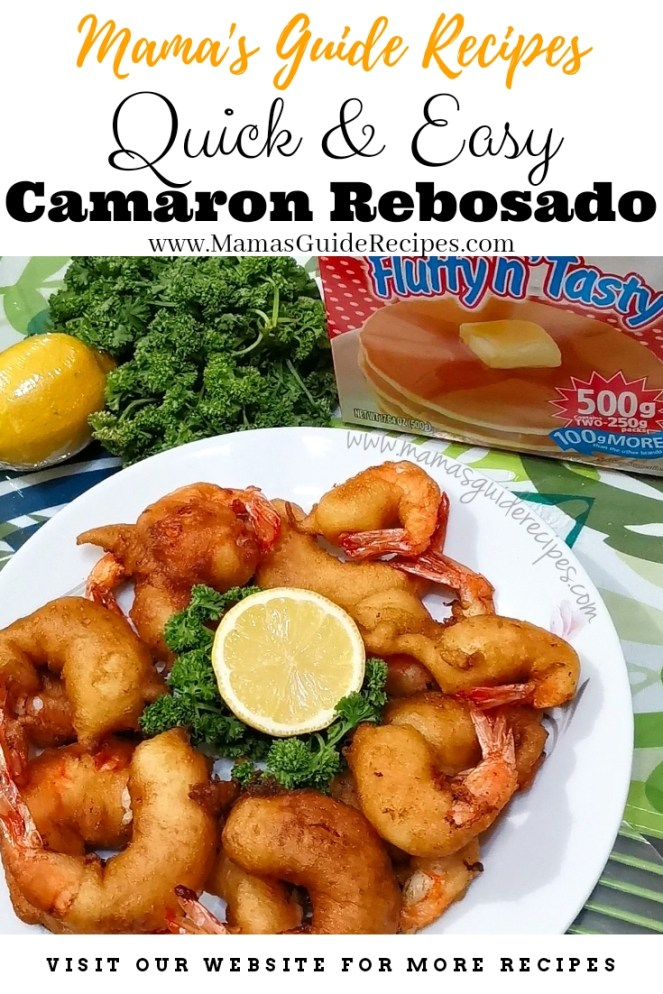 Quick & Easy Camaron Rebosado