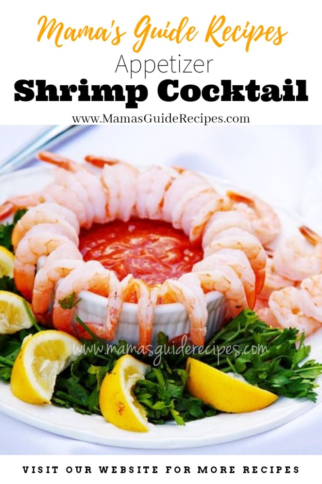 Shrimp Cocktail Recipe