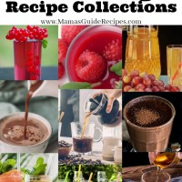 Old Beverage Recipe Collections