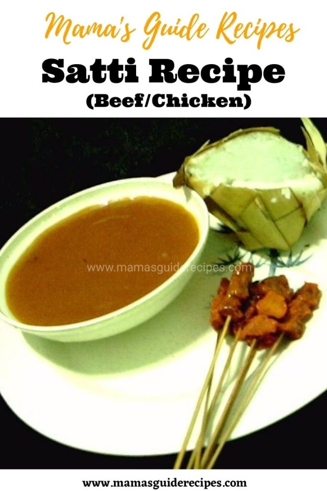 Satti Recipe