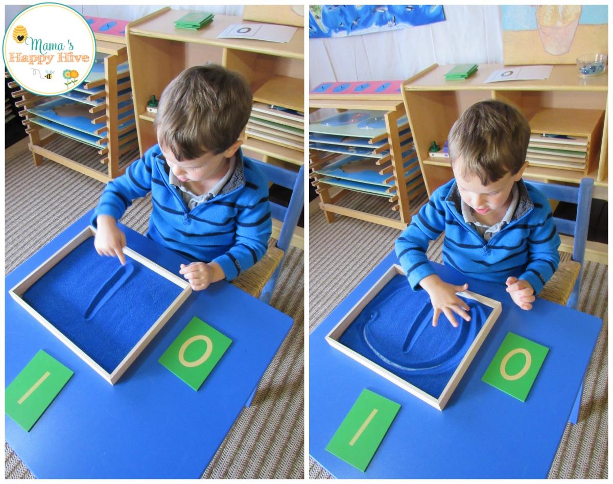 Beginning Montessori Math For Preschool