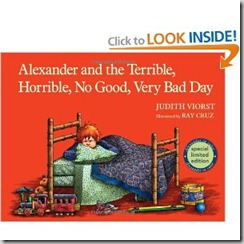 Alexander Bad Day