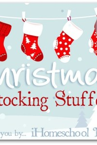 The {Big} Christmas Stocking Stuffer Giveaway!