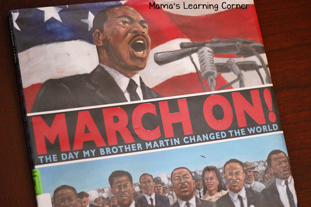 Martin Luther King: March On! The Day My Brother Martin Changed the World