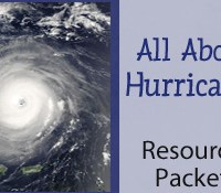 All About Hurricanes Resource Packet