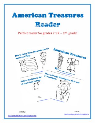 American Treasures Emergent Reader