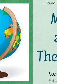 Maps and The Globe Worksheet Packet for 1st-3rd Graders
