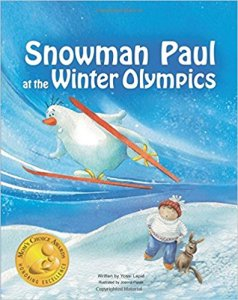 Snowman Paul and the Winter Olympics