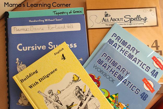 Fourth Grade Curriculum Plans 2014-2015