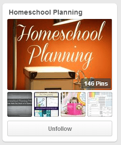 Homeschool Planning from Look! We're Learning!