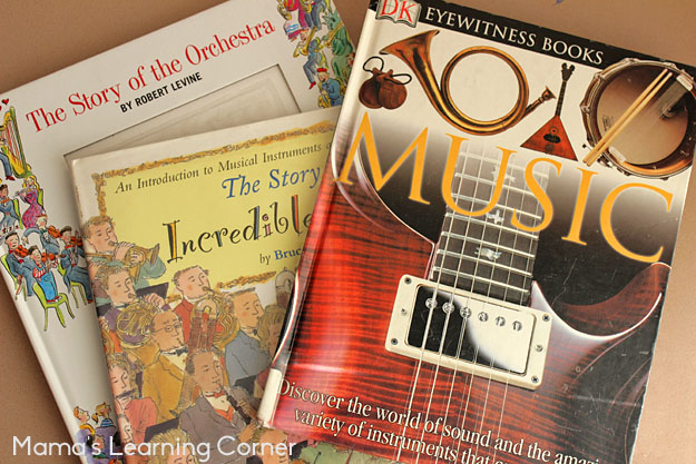 Orchestra and Composer Unit Study