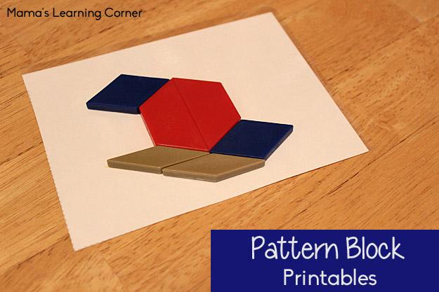 Free Pattern Block Puzzles