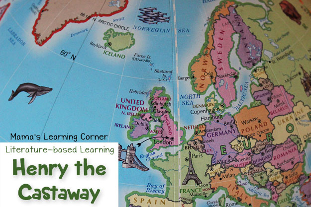 Henry the Castaway Scotland
