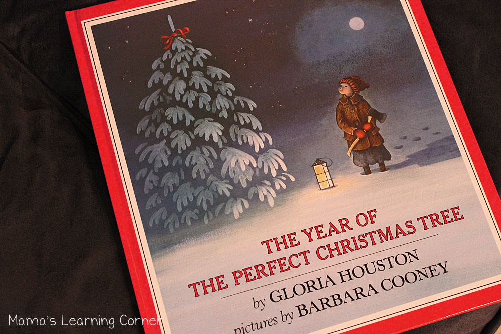 The Year of the Perfect Christmas Tree Book