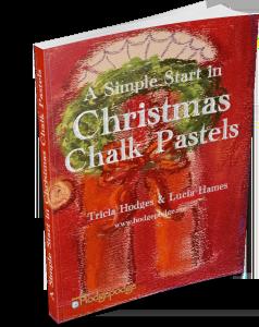 Christmas Chalk Pastels