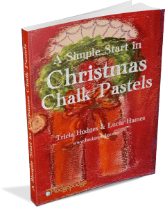 Christmas Chalk Pastels