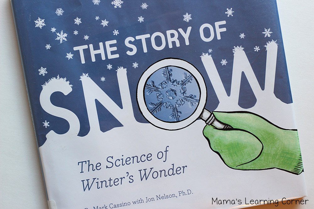 Books About Snow - The Story of Snow