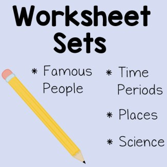 Worksheet Sets