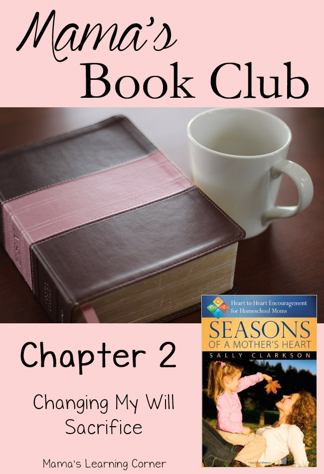Seasons of a Mothers Heart Books Club Chapter 2