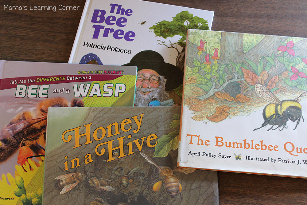 Books about Bees