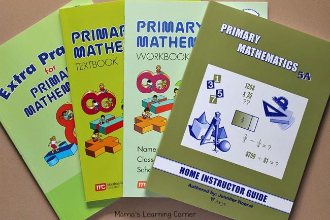 5th Grade Curriculum Singapore Math