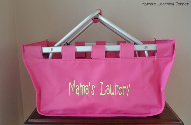 Mamas Laundry Basket