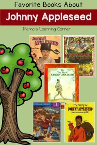 Our Favorite Books About Johnny Appleseed