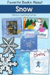 Favorite Children's Books About Snow!