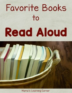 Favorite Books to Read Aloud with My Children