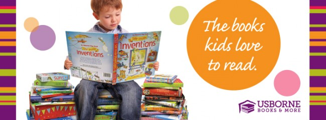 Usborne Books: history, children's encycolpedias, and more!