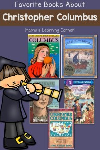 Our Favorite Books About Christopher Columbus