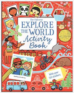 Explore the World Activity Book