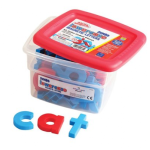 Jumbo Color Coded Lowercase magnets