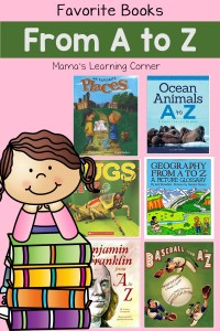 Children's Books from A to Z – 65+ books!