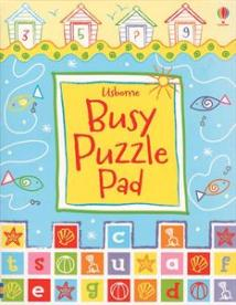 Busy Puzzle Pad