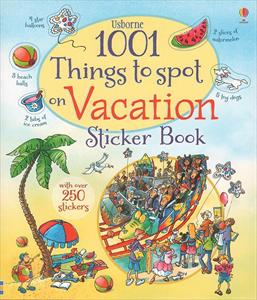Usborne 1001 Things to Spot on Vacation