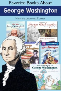 Favorite Books About George Washington