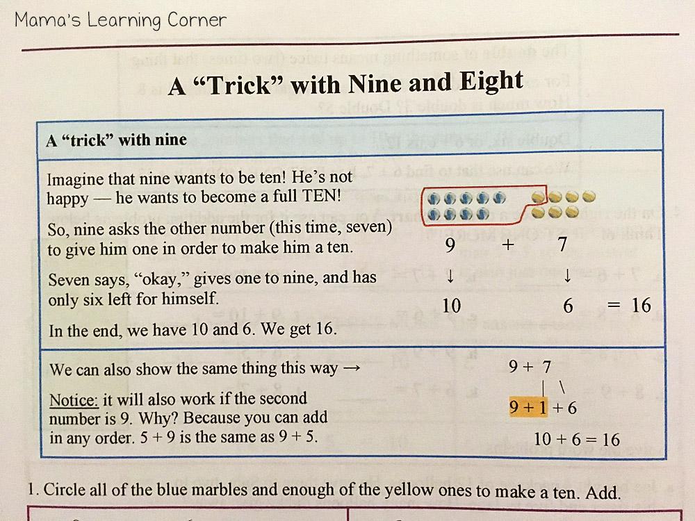 Math Mammoth Adding