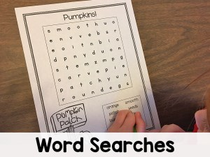 Word Searches All Access