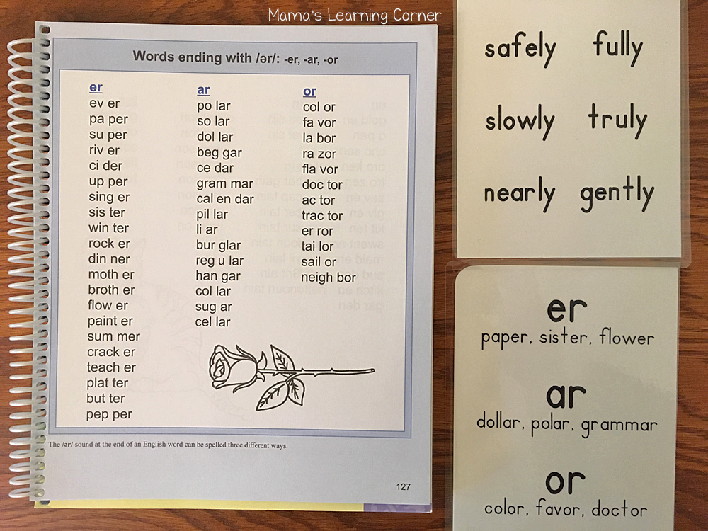 Traditional Spelling I Classical Phonics Word Work