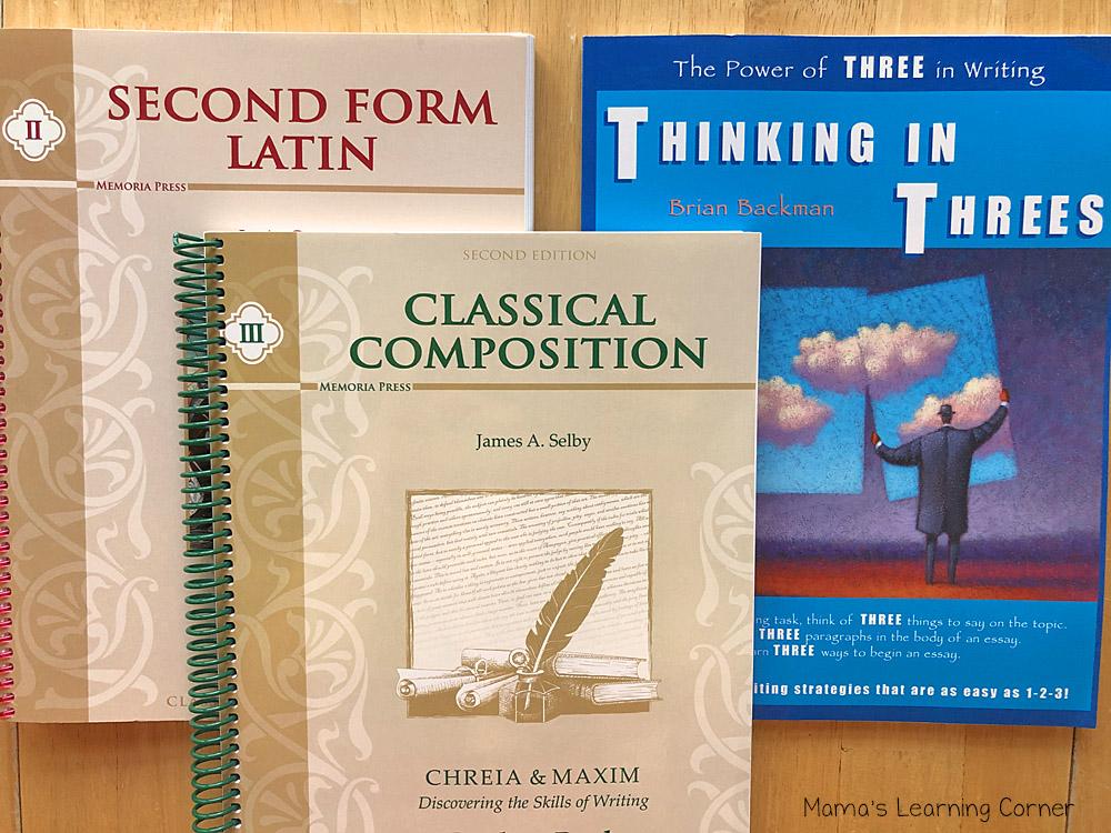 7th Grade Homeschool Latin and Composition