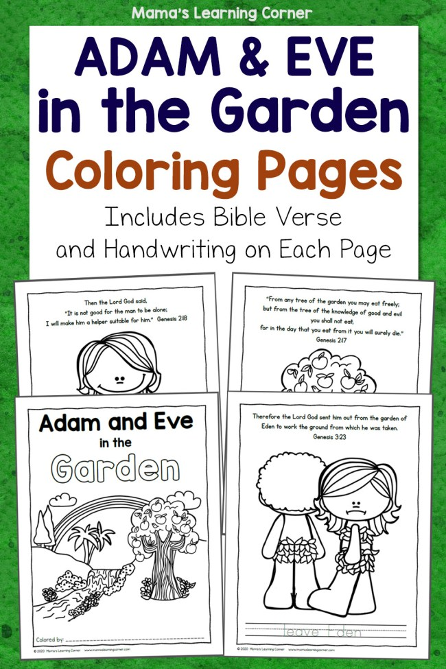 Free Bible Coloring Pages Of Adam And Eve - Coloring Home | 975x650