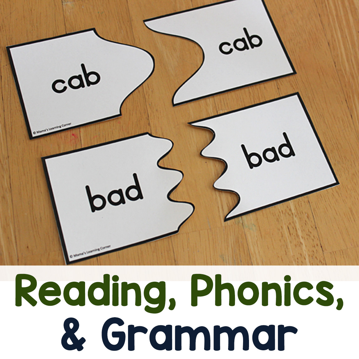 Reading Phonics And Grammar Archives