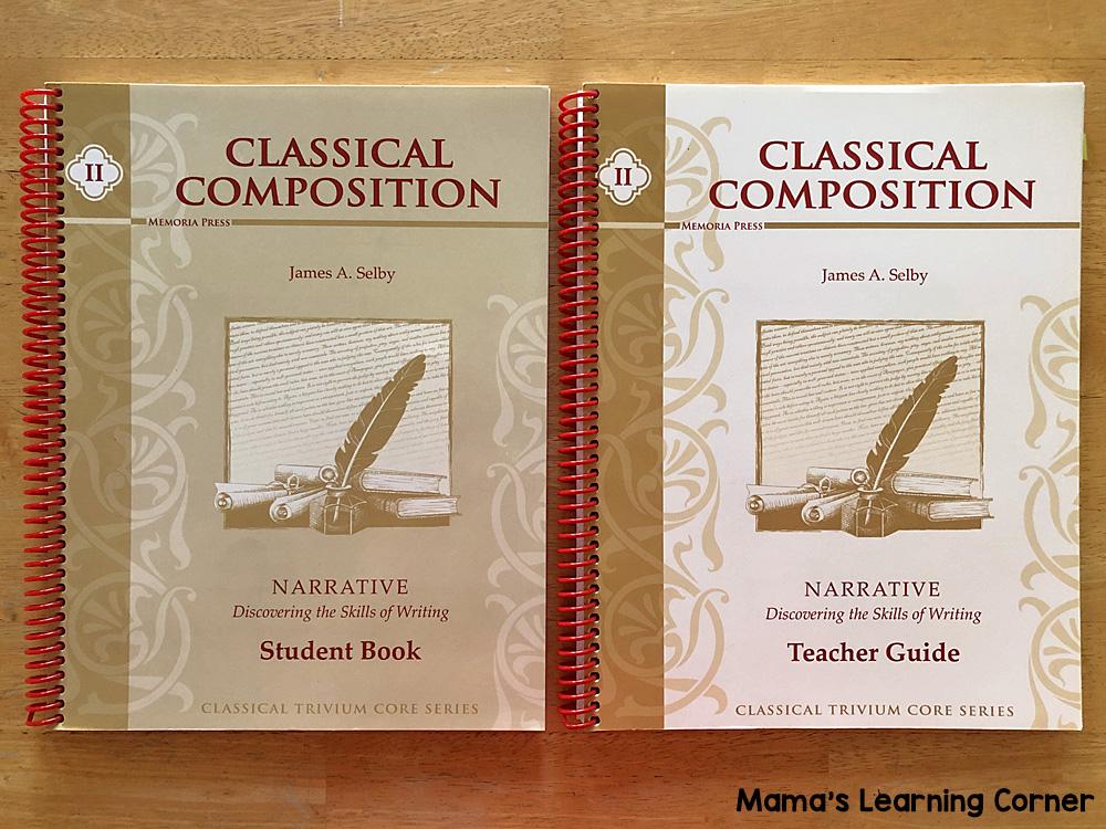 6th Grade Homeschool Curriculum Classical Composition Narrative