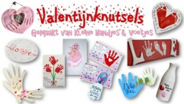 Valentijn knutsels